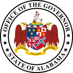 Seal of the Governor of Alabama.svg