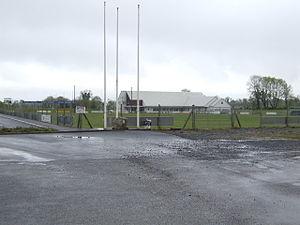Ratoath - Sean Eiffe Park the Ratoath GAA grounds