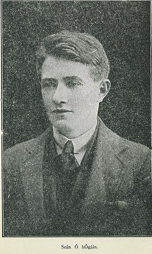 Timeline of the Irish War of Independence - Seán Hogan 1919