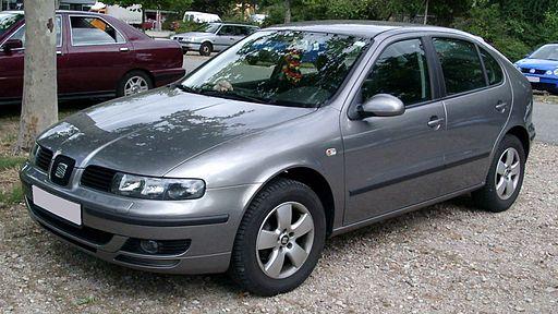 Seat Leon front 20080809