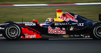 Sébastien Buemi - Buemi driving for Arden International at the Silverstone round of the 2008 GP2 Series season