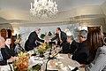 Secretary Kerry Shakes Hands With Qatari Prime Minister and Foreign Minister Sheikh Hamad bin Jassim bin Jabr Al-Thani.jpg