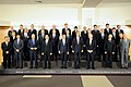 Secretary Kerry and NATO Secretary General Rasmussen Pose During a Group Photo of NATO Foreign Ministers (11191940626).jpg