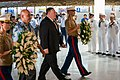 Secretary Pompeo Participates in a Wreath Laying Ceremony (48467465846).jpg