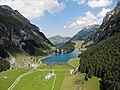 Seealpsee and Alpstein from Above.jpg
