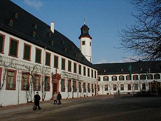 Seligenstadt - Former Benedictine abbey in Seligenstadt