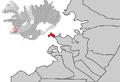Seltjarnarneskaupstadur map1.png