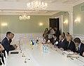 Senator Robert Menendez, CODEL, Kyiv, Ukraine, Sept. 1, 2014 (14929183449).jpg