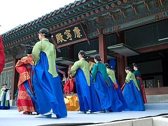 Styles and titles in the Joseon dynasty - Gungnyeo