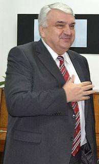 Serafim Urechean Moldovan politician