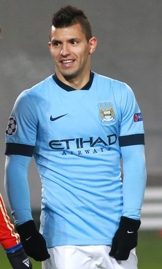 2017–18 Premier League - Sergio Agüero scored three hat-tricks this season, the most by a single player.