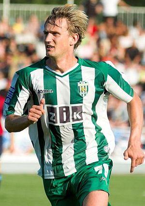 Serhiy Kuznetsov (footballer, born 1982) - Image: Serhiy Kuznetsov
