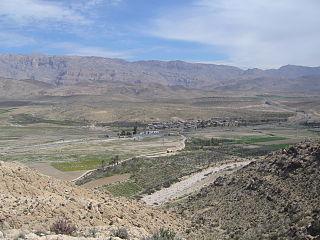 Shahabi village in Fars, Iran