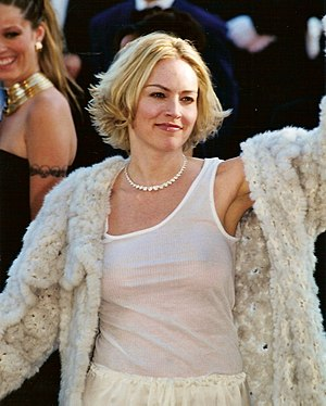 English: Sharon Stone