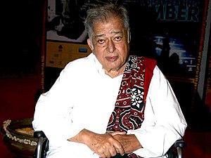 Shashi Kapoor - Kapoor in 2010