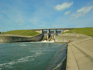 Shelbyville, Illinois - The Shelbyville Dam