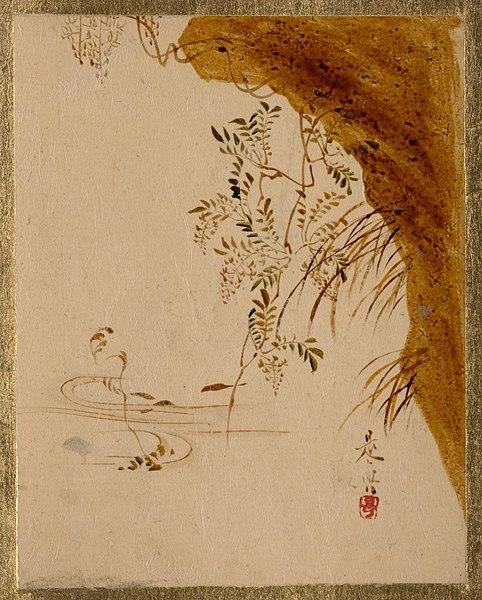 shibata zeshin - image 7