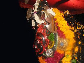 Bhairab Naach - Mask(Khawpa) of Bhairab