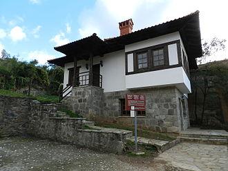 Shtjefën Gjeçovi - Gjeçovi's home in Janjevo