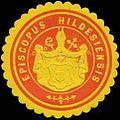 Siegelmarke Episcopus Hildesiensis W0328218.jpg