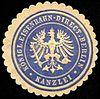 Siegelmarke Königliche Eisenbahn - Direction Berlin - Kanzlei W0229455.jpg