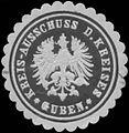 Siegelmarke Kreis-Ausschuss des Kreises Guben W0344002.jpg