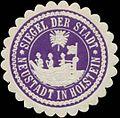 Siegelmarke Siegel der Stadt Neustadt in Holstein W0350056.jpg