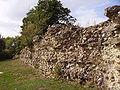Silchester Calleva wall.JPG