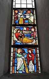 Fil:Silte kyrka glasfönster medeltida Gotland.jpg