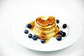 Silver Dollar Pancakes with Blueberry (5076901336).jpg
