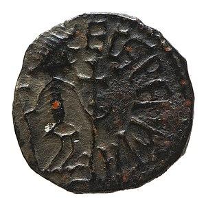 Ecgbert of York - Coin of Archbishop Ecgbert