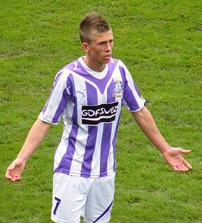 Krisztián Simon Hungarian association football player