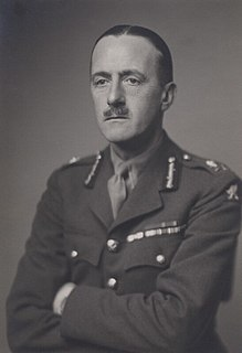 Gwilym Ivor Thomas British Army general