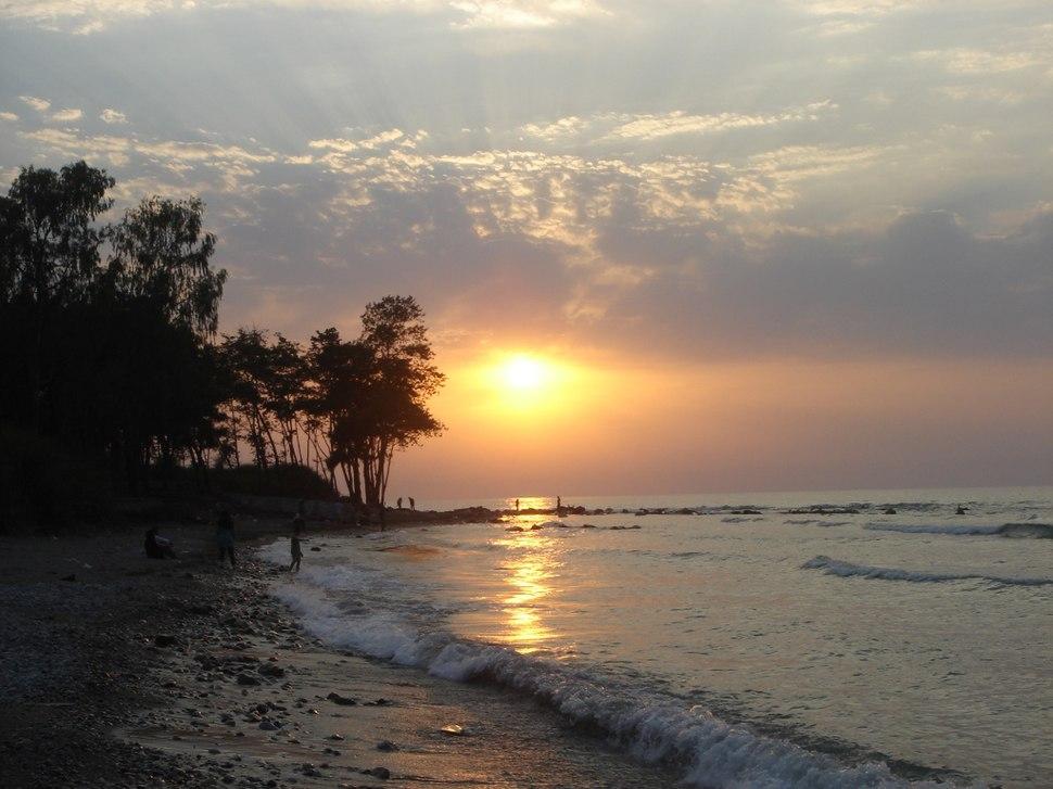 Sisangan-beach