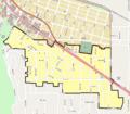Siskiyou-Hargadine HD boundary map.png