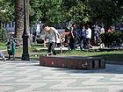 Skater en plaza Victoria.JPG