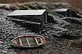 Slate boathouses at Ballachulish - geograph.org.uk - 657776.jpg