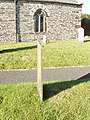 Slate gravestone at St Eval - geograph.org.uk - 50574.jpg