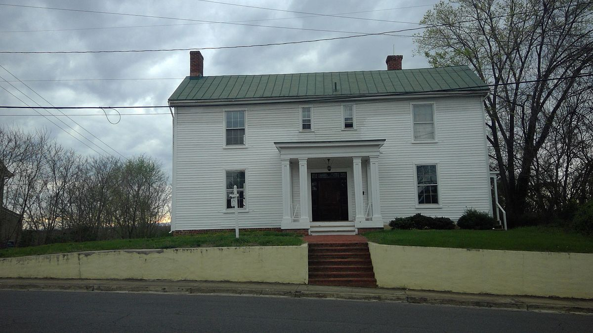 Slaughter–Hill House - Wikipedia