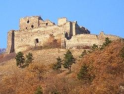 Slovakia Castle Kapusany 1.jpg