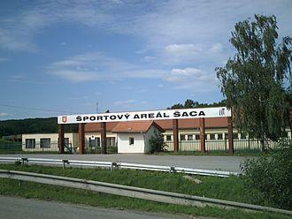 Šaca - Image: Slovakia Saca sport areal 114