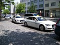 Smíchov, Stroupežnického, taxíky Tick Tack (01).jpg