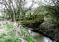 Small Footbridge near Rea Brook - geograph.org.uk - 747573.jpg