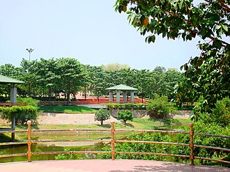 Sanathnagar - Kanjerla Laxminarayana Yadav Park