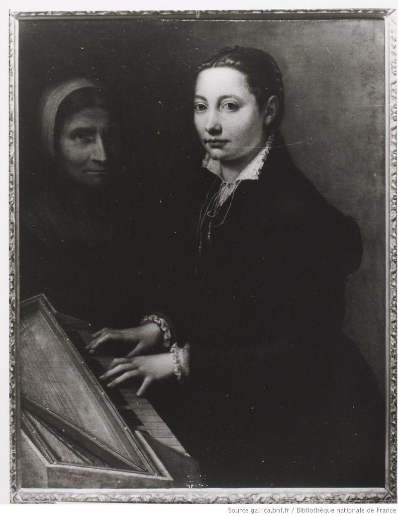 Sofonisba Anguissola, primeira mulher famosa na história da arte