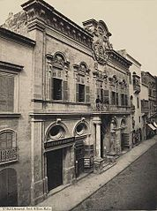 Sommer, Giorgio (1834-1914) - n. 1425 - General Post Office Malta.jpg