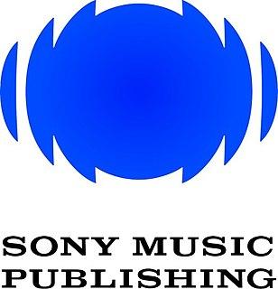 Sony Music Publishing American music publishing company