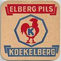 Sous-bock. Brasserie Ixelberg. Koekelberg.jpg