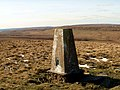 South Nab Triangulation Pillar - geograph.org.uk - 374797.jpg