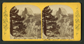 South dome (of Washington Columns) from Glacier Point, from Robert N. Dennis collection of stereoscopic views.png